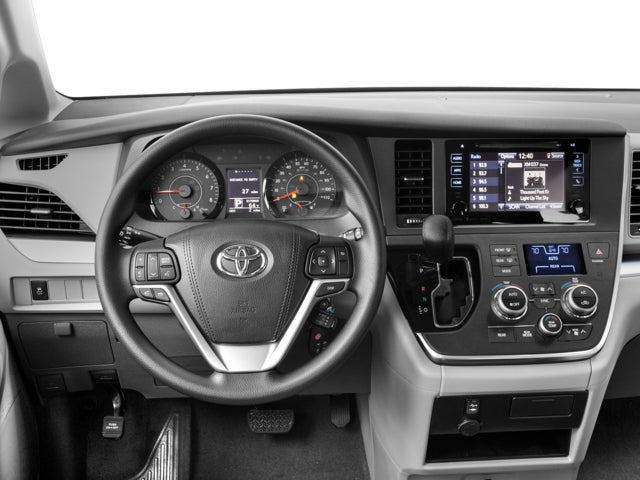 2016 Toyota Sienna Le 4dr Penger Van In Murfreesboro Tn Of