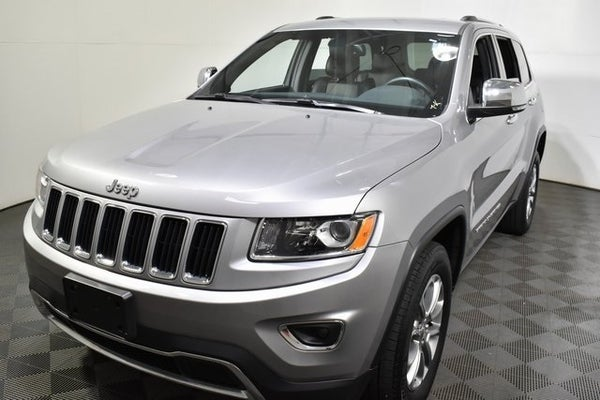 2015 Jeep Grand Cherokee Limited 4Dr Sport Utility 4WD