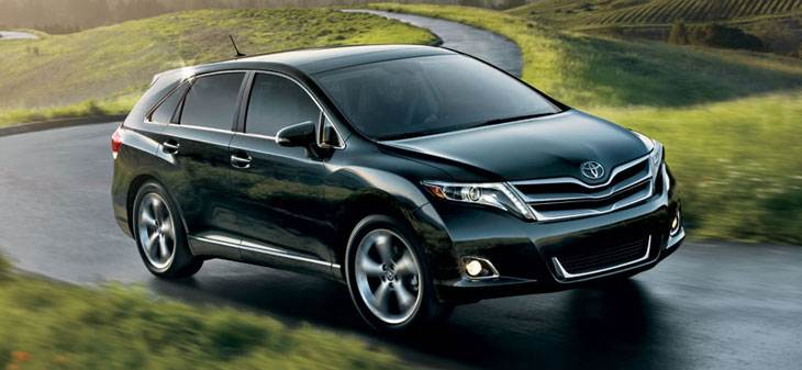 Toyota Suv For