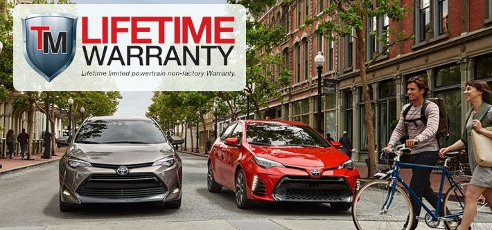 What Does A Powertrain Warranty Cover >> Lifetime Limited Non Factory Warranty at Toyota of ...